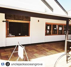 Tomorrow from 7:30am  Come say hi grab a coffee out our window and head around the corner to see our neighbour @florenceandthreads we are also selling gift vouchers as a Christmas gift!  #Repost @unclejacksoceangrove  Uncle Jack's - The Terrace - Ocean Grove  #coffee #unclejacks #aguideto #aguidetooceangrove #smallbusiness #shoplocal #livelovelocal  #instagood #photography #ocean #beach #surf #fun #amazing #art #summer  #oceangrove #barwonheads #bellarine #bellarinepeninsula #gtown #geelong…