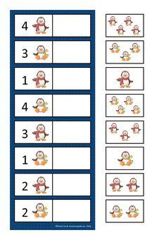 By Autismespektrum. Kindergarten Math Activities, Montessori Math, Autism Activities, Math Resources, Math Games, Preschool Activities, Teaching Kids, Kids Learning, Christmas Math