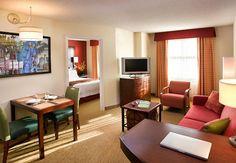 Marriott - Residence Inn - One-Bedroom Suite