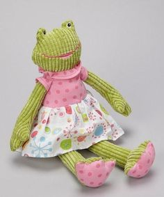 "Masion Chic Gracie Greene The Frog 23"""