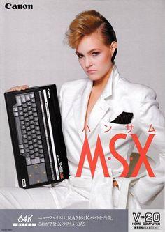 Canon MSX