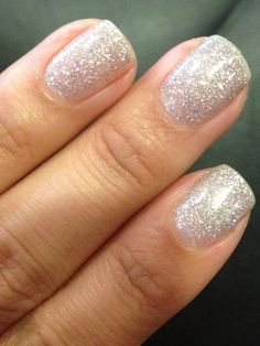 Shellac Ice Vapor = mega sparkle