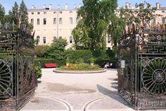 I giardini Papadopoli. i Venezia.