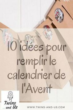 What to place within the Creation calendar 10 concepts Christmas Trees For Kids, Pink Christmas Decorations, Christmas Crafts For Gifts, Natural Christmas, Simple Christmas, Christmas Diy, Diy Advent Calendar, November, Crackers