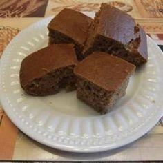 Holiday Left-Over Sweet Potato Cake