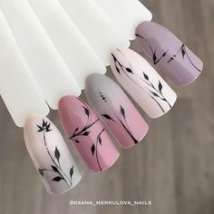 The Best Nail Art Designs – Your Beautiful Nails Diy Nails, Cute Nails, Pretty Nails, Gel Manicure, Beautiful Nail Designs, Beautiful Nail Art, Diy Ongles, Nail Art Designs, Nagellack Trends