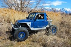 1987 Suzuki Samurai Trail Slayer Buggy - Turn Key Custom 4x4 2.0L Rock ...