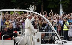 America | Gerard O'Connell: Transcript of Pope's Press Conference on Flight from Sarajevo to Rome