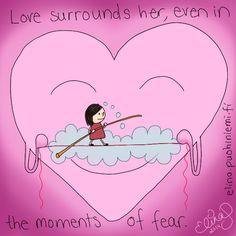 Palasia sateenkaaresta: Rakkaudesta doodlaamiseen