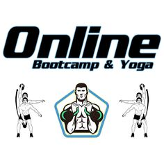Access my complete Online Bootcamp Program, online kettlebell classes, high intensity interval cardio classes, and yoga classes! - Workout online!