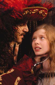 Peter Pan 2003, Wendy Peter Pan, Peter Pans, Peter Pan Pictures, Captain Hook Peter Pan, James Hook, Rachel Hurd Wood, Jeremy Sumpter, Peter Pan Quotes