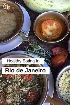 Healthy food in Rio de Janeiro | Organic, vegetarian, vegan, paleo, gluten-free options | Leblon | Brazil