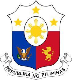 Archivo: Escudo de Armas de la Philippines.svg