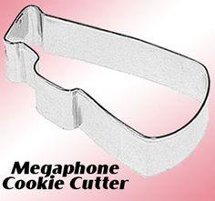 Cheerleader Cookie Cutters