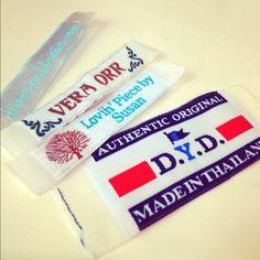 Clothing labels? Luckylabel!