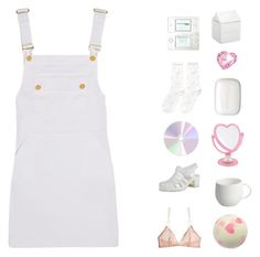 """""""{little girl, why are you crying?}"""" by nochillzabree ❤ liked on Polyvore featuring Yasmine eslami, Frame Denim, Alessi, Forever 21, Sisley Paris, Hansel from Basel, BIA Cordon Bleu and TalisLittleTag"""
