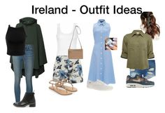 """""""Ireland - Outfit Ideas"""" by oned-lm-5sos ❤ liked on Polyvore featuring rag & bone, Ally Fashion, Postalco, Frame Denim, Suzywan DELUXE, Derek Lam, NIKE, Kate Spade, Miss Selfridge and ONLY"""