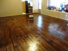 painted Concrete Patio Ideas | concrete floor paint sherwin williams Concrete Floor Paint an ...