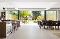 Modern English Home In Lonsdale Road Designed By Granit Chartered Architects (8)