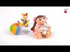 ▶ LET'S CLAY! DOLL polymer clay tutorial by LetsClay with Ewa