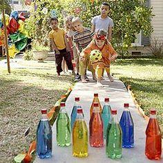 Παιχνίδια κήπου που θα διασκεδάσουν τα παιδιά όλο το καλοκαίρι!