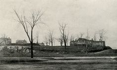 Broadway and 106th street, circa 1890. Image courtesy of New-York Historical Society.