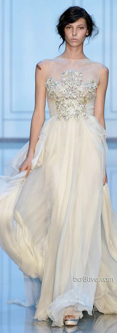 Elie Saab Fall Winter 2011 Haute Couture Collection