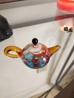 cutie LENOX tea pot