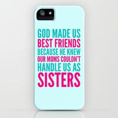 Best friend phone case this is sooooo true with my bff Lilly we would probably drive our parents insane! Bff Iphone Cases, Bff Cases, Funny Phone Cases, Cute Cases, Diy Phone Case, Best Phone Cases, Chevron Phone Cases, Matching Phone Cases, Phone Covers