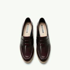 Zara Cute Stylish Shoes :D