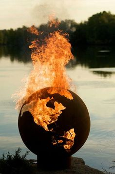 Global warming--The wackos who believe in this will be viewed the same way we…