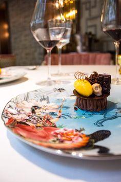 """""""Chocolates especiados"""" de Coque Madrid. Foto de www.madridcoolblog.com"""