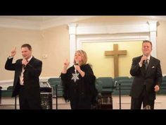 The Whisnants sing Not Afraid to Trust Him - YouTube