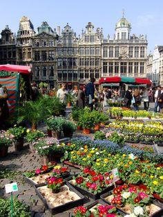 Belgium... land of chocolate and fish
