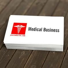 Dark Stylish Plastic Surgeon Business Card  Business Cards