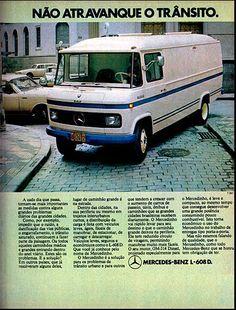 Mercadinho / Mercedes-Benz L-608 D (1972)