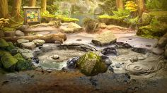 Enjoy a beautiful hidden object adventure in the fabulous Pinecreek Hills National Park in Vacation Adventures: Park Ranger 2! Click the pin to play. Game Background Art, Ranger, National Parks, Vacation, Adventure, Play, Beautiful, Vacations, Holidays Music