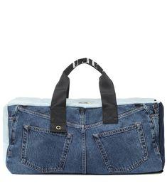 12bdba9ebe48 Luggage and Travel bags · Acne Studios - Blå Konst denim backpack |  Mytheresa