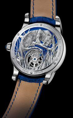 Tiger watch | Art Pieces | Christophe Claret