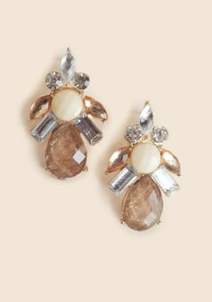 Danica Jeweled Earrings