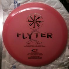 """Testrun, Latitude 64 River """"Flyter"""". Shipped to a friend in the US"""