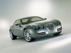 2001 Jaguar R-Coupe Concept Image