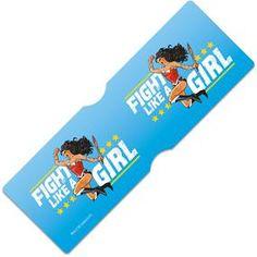 Wonder Woman: Fight Like A Girl Travel Pass Holder £2.99