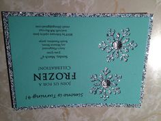 More frozen invitations
