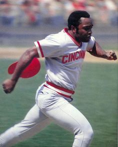 "Joe Morgan, Cincinnati Reds One of the great baseball players from the ""Big Red Machine"" era. Cincinnati Reds Baseball, Baseball Star, Baseball Photos, Sports Baseball, Baseball Players, Baseball Games, Pittsburgh Steelers, Dallas Cowboys, Travel Baseball"