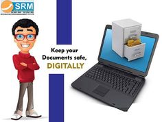 We scan your physical documents and save them into #digitalized form. Thus, it is removing the need of #physicalstorage space. Call us : 011 4392 2222 #management #lovesafety #confidential #data #files