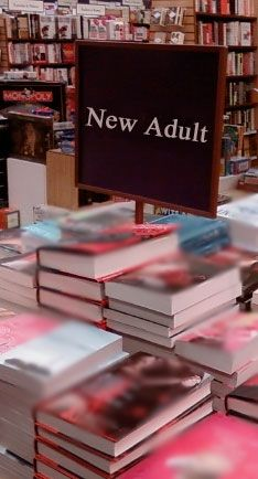 New Adult Fiction - geared for 18-25 y.o. Learn why it could be just what the publishing world is missing.