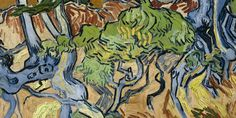 The Mystery of Van Gogh's Madness - Tree Roots by Vincent Van Gogh (Credit: Vincent Van Gogh)