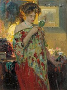 Ulisse Caputo (Italian, 1872 - 1948)