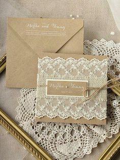 Yute envelope